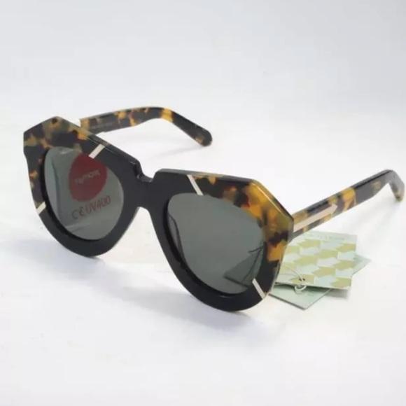 84d7050f981 Karen Walker Accessories - Karen walker one splash tortoise sunglasses